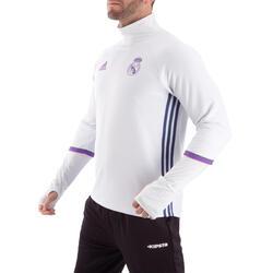 Voetbalshirt training volwassenen Real Madrid wit - 879507