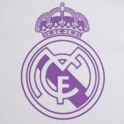 Voetbalshirt training volwassenen Real Madrid wit - 879512