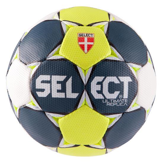 Handbal Ultimate maat 3 blauw geel - 879561