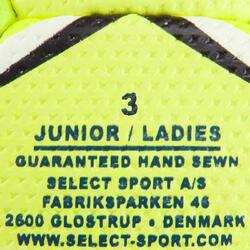 Handbal Ultimate maat 3 blauw geel - 879564