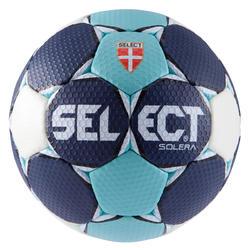 Handbal Solera maat 3 donkerblauw lichtblauw wit - 879590