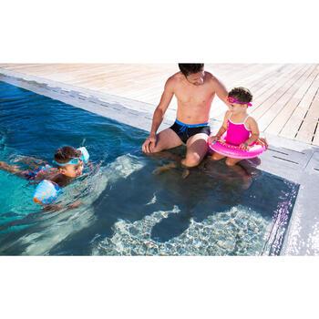 Maillot de bain bébé fille une pièce madina rose gigi - 879736
