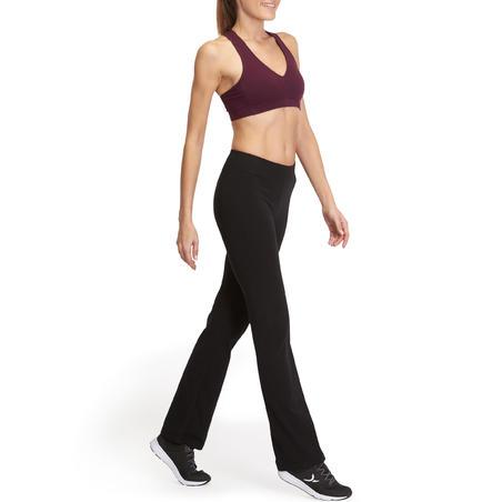 Leggings FIT+ regular fitness mujer negro