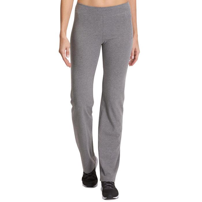 Legging FIT+ 500 regular Gym & Pilates femme - 880331