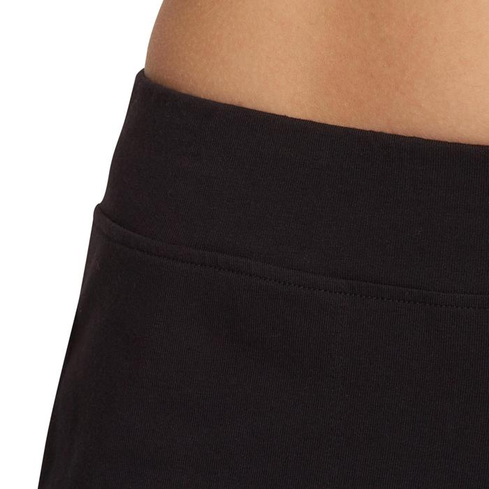 Short FIT+ 500 regular Gym & Pilates femme noir - 880352