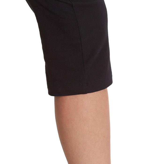 Corsaire FIT+ 500 regular Gym Stretching femme noir