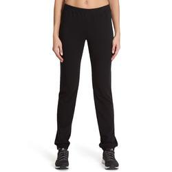 Damesbroek Fit+ voor gym en pilates, regular fit - 880368