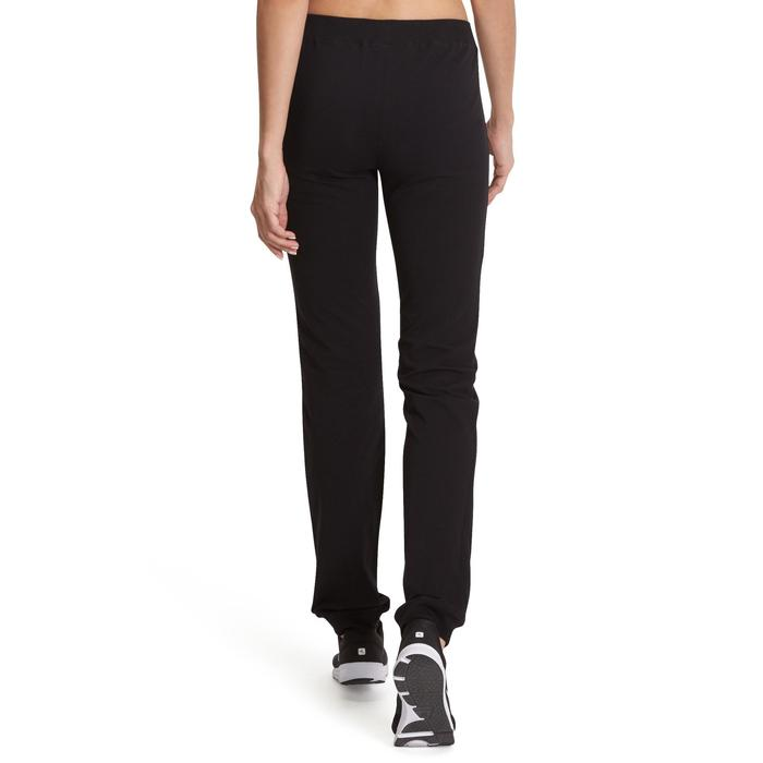 Pantalon 100 regular Gym Stretching femme - 880372