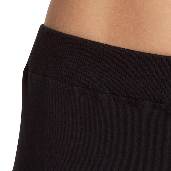 100 Women's Stretching Regular Bottoms - Black