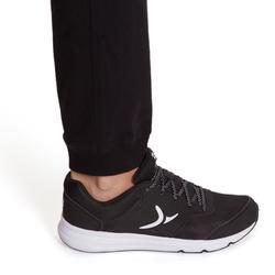 Damesbroek Fit+ voor gym en pilates, regular fit - 880378
