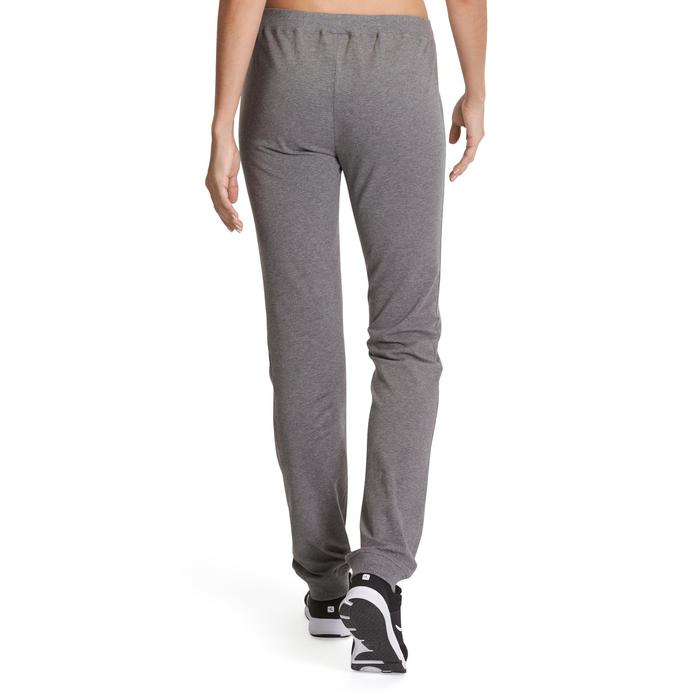 Pantalon 100 regular Gym Stretching femme - 880385
