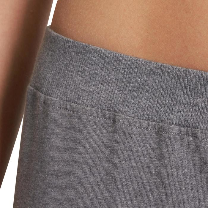 Pantalon 100 regular Gym Stretching femme - 880392