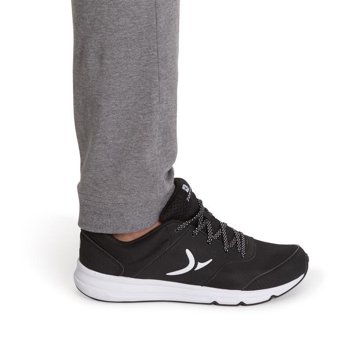 Pantalon 100 regular Gym Stretching femme - 880395