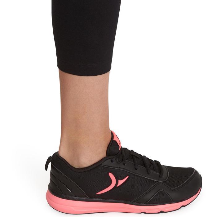 Legging 7/8 FIT+ 500 slim Gym & Pilates femme noir - 880493