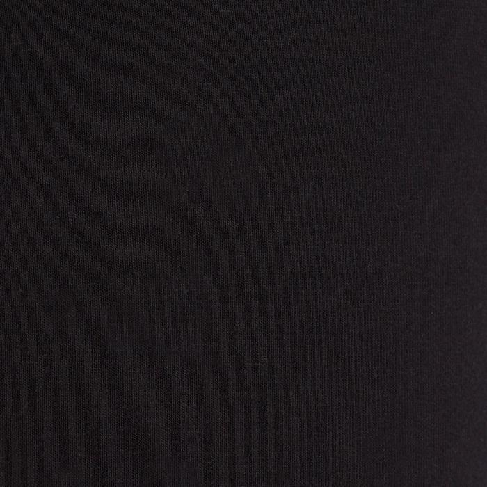 Legging 7/8 FIT+ 500 slim Gym & Pilates femme noir - 880498