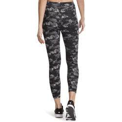 7/8-legging FIT+ voor dames, voor gym en pilates, slim fit - 880605