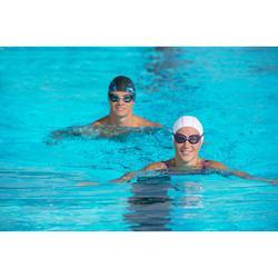 Lunettes de natation 100 XBASE Taille L noir