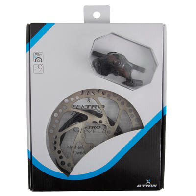 Cable Activated Disc Brake Kit