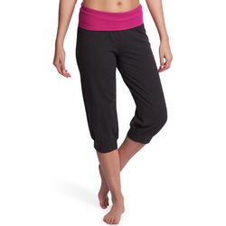 Yoga kuitbroek in biokatoen voor dames - 881114