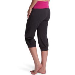 Yoga kuitbroek in biokatoen voor dames - 881117