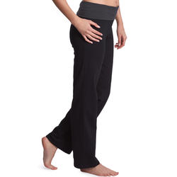 Yogabroek biokatoen dames - 881123