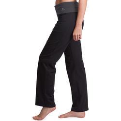 Yogabroek biokatoen dames - 881126