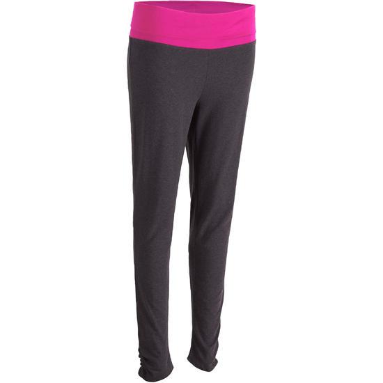 Yoga legging in biokatoen voor dames - 881132