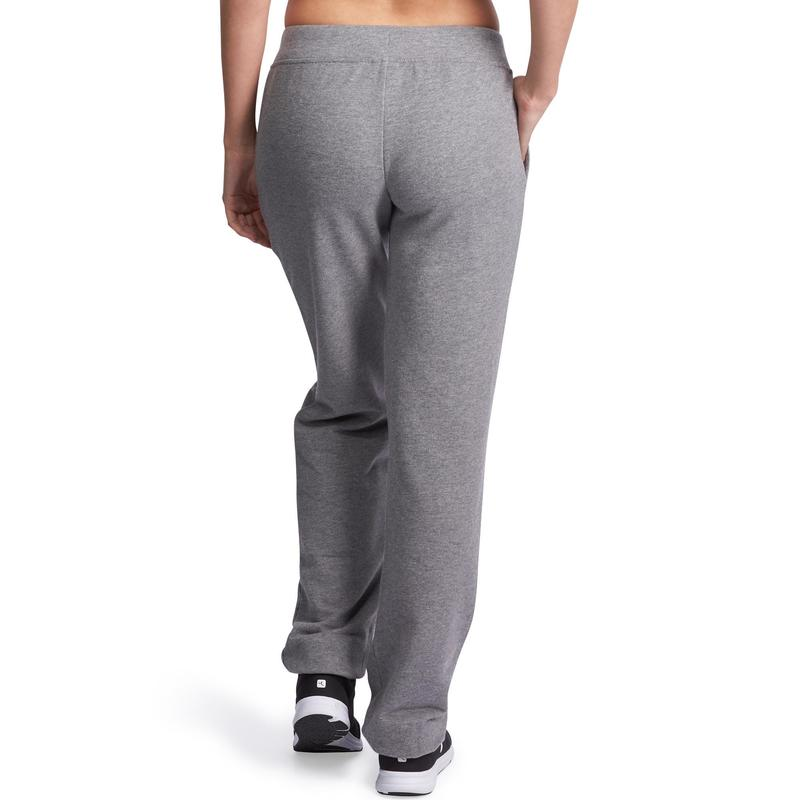 dcc715bb7 Calça de Ginástica e Pilates Feminina 500 Slim Domyos