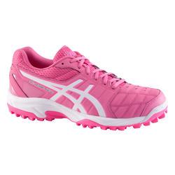 Veldhockeyschoenen Gel Lethal voor kinderen roze - 881452