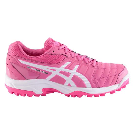 Veldhockeyschoenen Gel Lethal voor kinderen roze - 881453