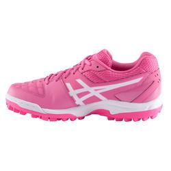 Veldhockeyschoenen Gel Lethal voor kinderen roze - 881454