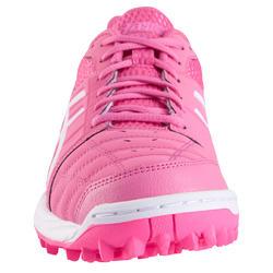 Veldhockeyschoenen Gel Lethal voor kinderen roze - 881455