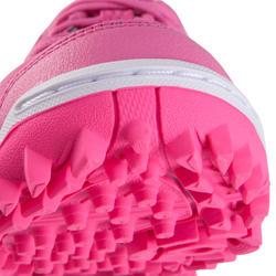 Veldhockeyschoenen Gel Lethal voor kinderen roze - 881457