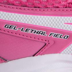 Veldhockeyschoenen Gel Lethal voor kinderen roze - 881463
