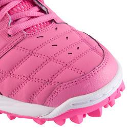 Veldhockeyschoenen Gel Lethal voor kinderen roze - 881466