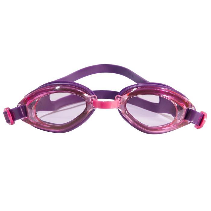 AMA 700 Swimming Goggles Size S - Purple Pink