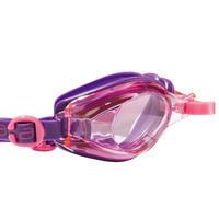 Ama Swimming Goggles 100 Size S - Purple Pink