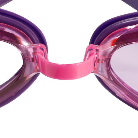 Ama Swimming Goggles 100 Size S - Purple Pink