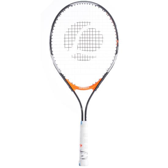 Tennisracket kinderen TR 730, 25 inch zwart/oranje - 881762