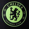 DALŠÍ ANGLICKÉ TÝMY Fotbal - TEPLÁKY CHELSEA ČERNÉ ADIDAS - Fotbalové oblečení