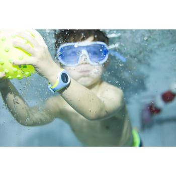 Montre digitale sport femme junior W200 S timer bleu & - 882156