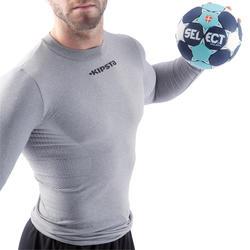 Handbal Solera maat 3 donkerblauw lichtblauw wit - 882408