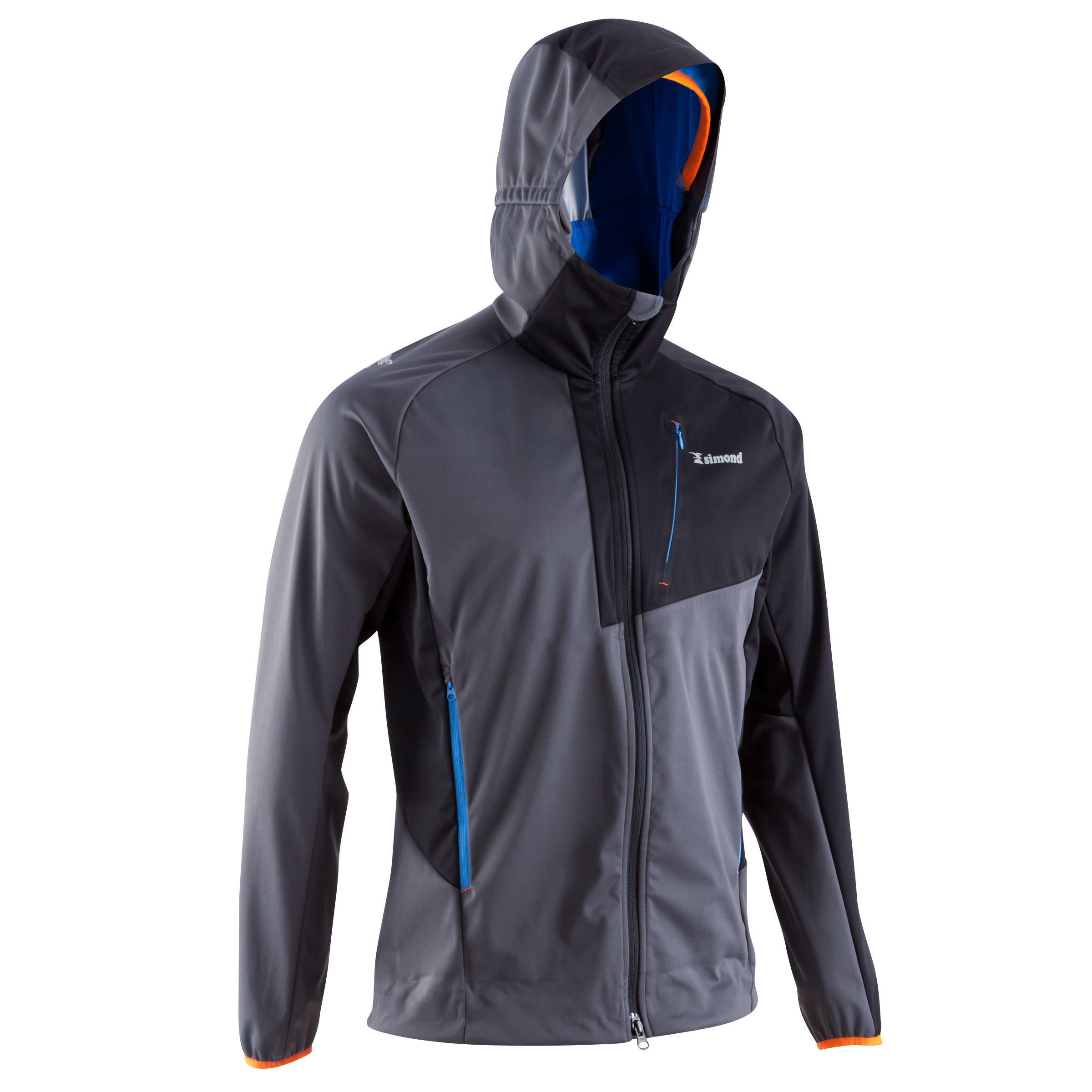 Simond Softshell Alpinisme light heren