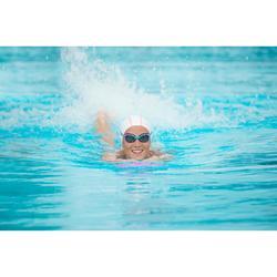 Grote zwemplank blauw zwart