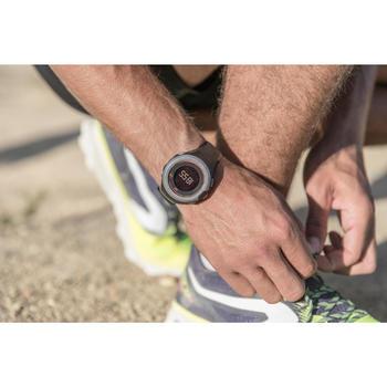 Reloj GPS de running ONMOVE 220 NEGRO Y ROJO