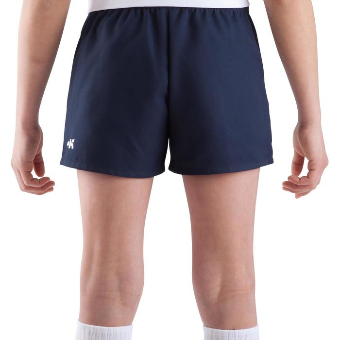 Short rugby Full H 100 enfant bleu