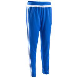 Trainingsbroek volwassenen Tiro blauw