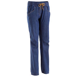 Jeansbroek dames Edge blauw - 883236