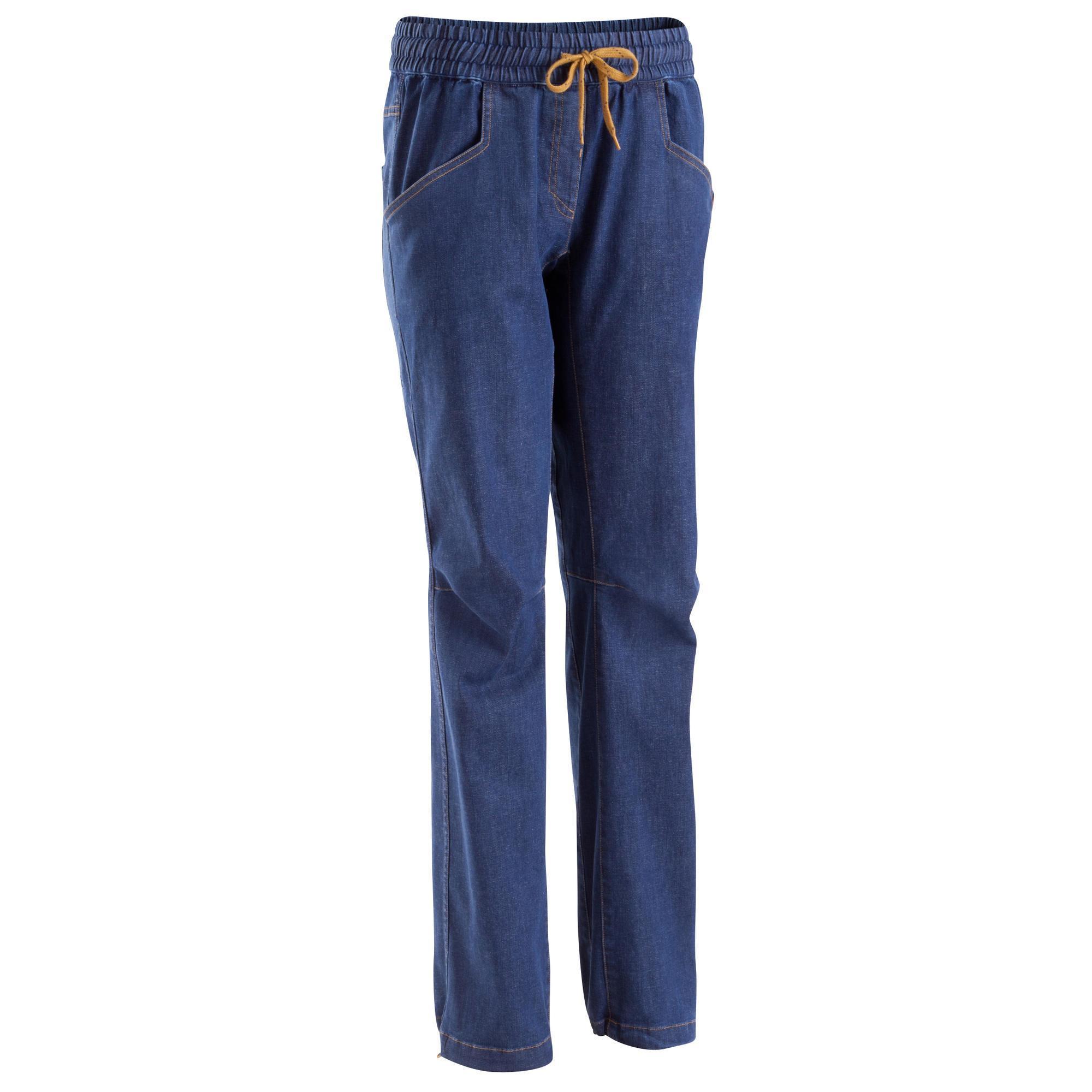 Simond Jeans Edge dames blauw