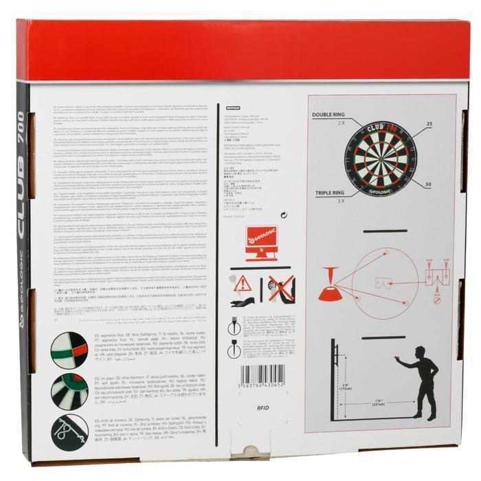 Klassiek dartbord Club 700 - 883506